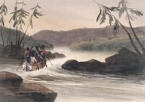 L'exploitation forestière selon Philip John Bainbrigge | Histoire de l'Outaouais | Scoop.it