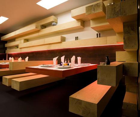 Ator Restaurant / Expose Architecture | CRAW | Scoop.it