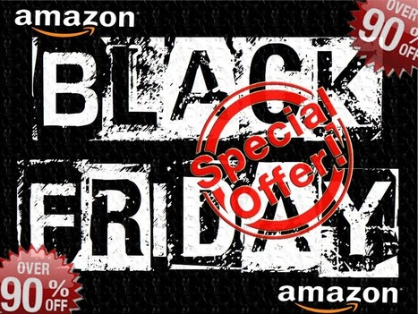 Amazon Black Friday Deals and Discount, Upto 90% Off - Cuteomatic.com | Christmas Gift Idea 2013 | Scoop.it