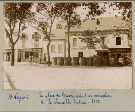 Mise en ligne de nouveaux fonds suite à la Grande Collecte - [Archives municipales de Saint-Nazaire] | Histoire 2 guerres | Scoop.it