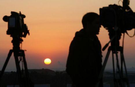 Quand Israël se décharge de sa responsabilité envers les journalistes étrangers | Emi Journalisme | Scoop.it