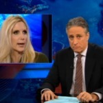 """""""The Daily Show"""" takes on Ann Coulter's race-baiting logic 