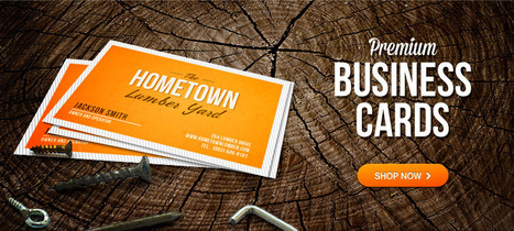 Business Cards | Postcards | Brochures | Online Printing | OvernightPrints.com | Blogging Ideas | Scoop.it