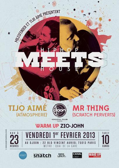 Soiree 1er Février 2013 - Meets - Mr Thing, Tijo Aimé - Hip Hop ... | Rap , RNB , culture urbaine et buzz | Scoop.it