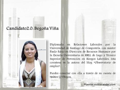 ..: RRHH Vs Candidato2.0 José Luis Sordo entrevista a Begoña Viña #noquieroserportadaLS | Entrevistas candidatos 2.0 vs RRHH | Scoop.it