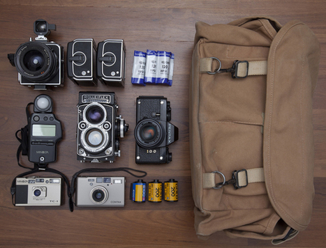 In your bag No: 505 – Nelson Tan | Japan Camera Hunter | Contax T3 | Scoop.it