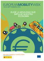 Semana Europea de la Movilidad 2016: «Movilidad Inteligente. Economía Fuerte» | Ordenación del Territorio | Scoop.it
