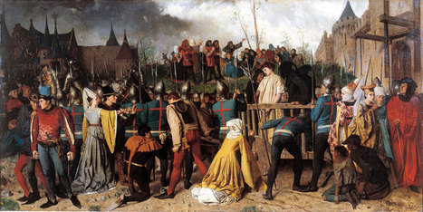 Motives & Conduct at Joan of Arc's Condemnation Trial | CCW Yr 8 Medieval Europe | Scoop.it