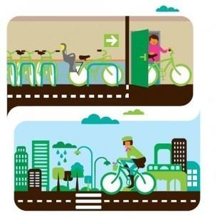 Véhicules électriques et stationnements vélo : les normes de construction simplifiées - Droit de la construction | reglementation | Scoop.it