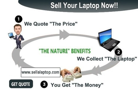 www.sellalaptop.com | How to get cash for laptop | Scoop.it