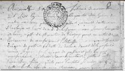 Curzay sur Vonne 1750 – Correction des registres de baptêmes | Chroniques d'antan et d'ailleurs | L'écho d'antan | Scoop.it