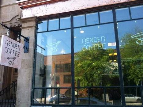 South End | Render Coffee, 563 Columbus Ave | Boston: food suggestions | Scoop.it