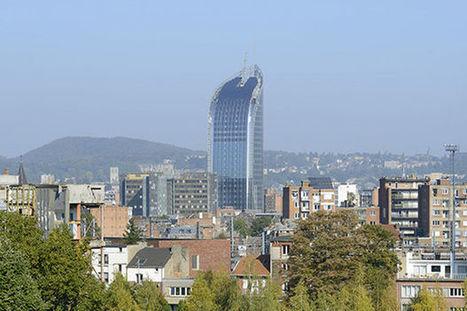 Le loyer de la nouvelle tour des Finances à Liège: 5,9 millions par an   Belgian real estate and retail sectors   Scoop.it