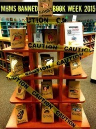 Banned Books Week: What's the Hype? | Education Blog - Flocabulary | Daring Ed Tech | Scoop.it