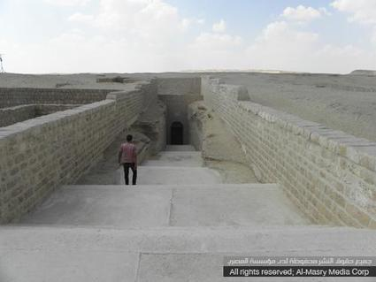 A tour in the bulls' tombs   Egypt Independent   Ancient Egypt and Nubia   Scoop.it