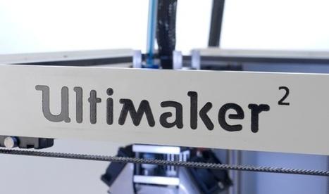 3ders.org - Ultimaker 2 3D printer announced | 3D Printer News & 3D Printing News | Architecture, design & algorithms | Scoop.it