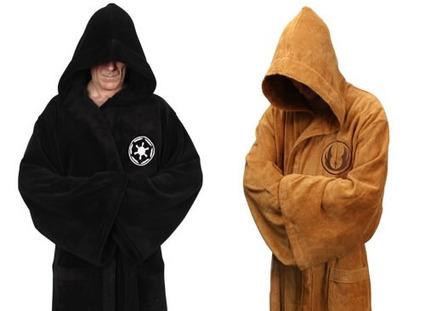Star Wars Hooded Bath Robes | All Geeks | Scoop.it