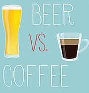 Beer vs. Coffee: See Which One Sparks More Creativity [Infographic] | Coffee | Scoop.it