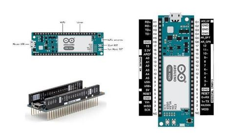 Arduino Yun Mini Now Available As A Mini Wireless Development Board - Geeky Gadgets | Raspberry Pi | Scoop.it