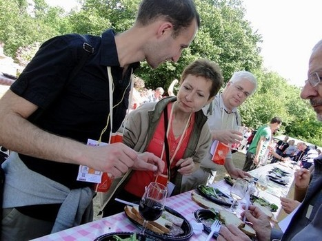 Récréation gourmande à Rauzan | La Radio du Goût | Oenotourisme en Entre-deux-Mers | Scoop.it