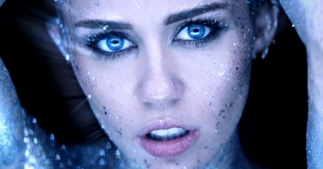 Miley Cyrus Is a Nude Alien in 'Real and True' Music Video | Machinimania | Scoop.it