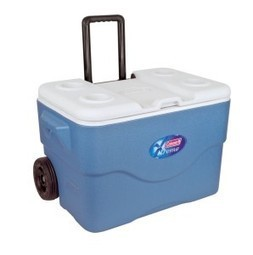 Coleman 50Qt Xtreme Wheeled Cooler Hard Shell Passive Cooler Review   Best Electric Cool Box   Scoop.it