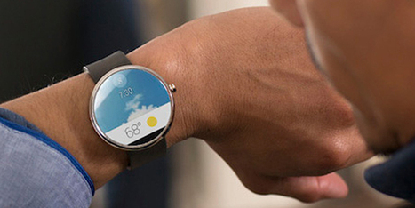 Google Reveals How the Android Wear UI Will Work | Virtual Interaction | Scoop.it