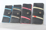 Recycled Inner Tube Wallets, handmade ethically by home based workers | Recycled Inner Tube Products | Scoop.it