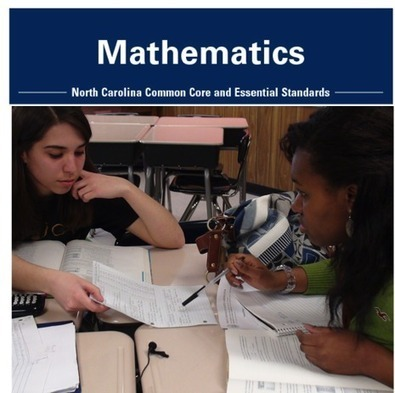 NC Math Common Core - home | Math Topics | Scoop.it