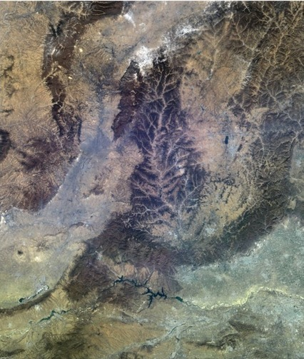 China's Gaofen-4 delivers incredible images from high Earth orbit   More Commercial Space News   Scoop.it