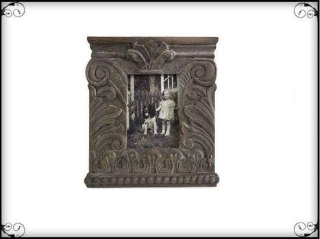 Large Hamlin Carved Wood Frame   Furniture and Home Decor   Scoop.it