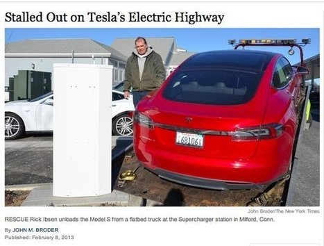 Tesla vs. The New York Times: Everyone's a Media Company/Critic Now | Premium Content Marketing | Scoop.it