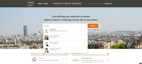 Check out the 5 startups that launched at Paris Founders Event last night | Phonotonic | Scoop.it