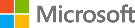 Microsoft unveils new company logo. | Technology and Gadgets | Scoop.it