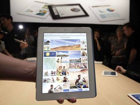 The new Apple iPad – the UK's first review | Pobre Gutenberg | Scoop.it