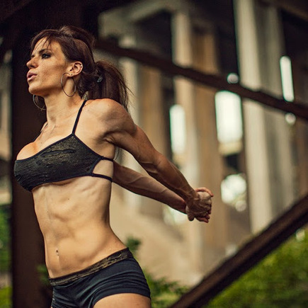 Melissa Bender Fitness: 30 Day: Sculpted Abs Challenge | Amanda's RX Life | Scoop.it