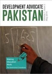 Development Advocate Pakistan, Volume 1 Issue 2 | UNDP in Pakistan | Research Capacity-Building in Africa | Scoop.it