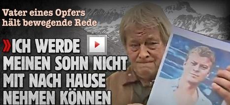 En Allemagne, la couverture médiatique du crash de Germanwings provoque un vif débat sur l'éthique journalistique | Allemagne | Scoop.it