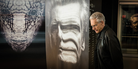 TIFF's First Major Original Exhibition Traces David Cronenberg's Evolution | 'Cosmopolis' - 'Maps to the Stars' | Scoop.it