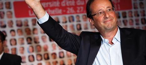 François Hollande à Toulouse : dernier round avant premier tour | Toulouse La Ville Rose | Scoop.it