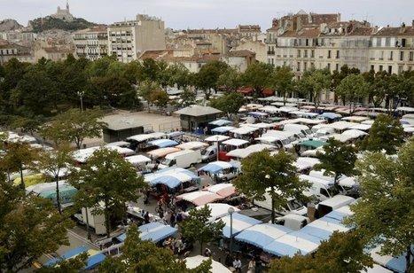 Place Jean-Jaurès à Marseille : début de la concertation le 26 novembre | Mon oeil par Strabo | Scoop.it