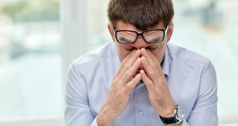 Un chef d'entreprise sur trois renonce à un arrêt maladie | Centre des Jeunes Dirigeants Belgique | Scoop.it