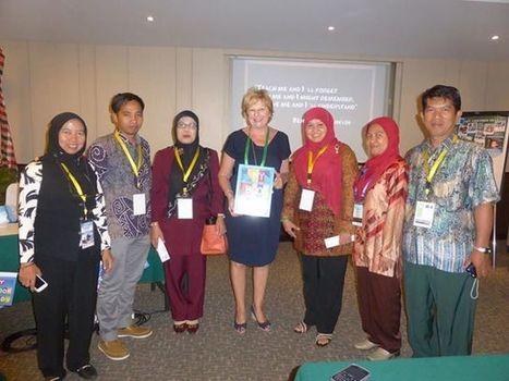 My Book Buddy aanwezig op conferentie voor schoolbibliotheken in Indonesië - My Book Buddy | Schoolmediatheken | Scoop.it