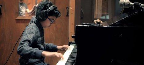 A 11 ans seulement, un Indonésien bouscule le monde du jazz avec son monstrueux talent !   Inspiration - Emotion - Motivation - Fun   Scoop.it