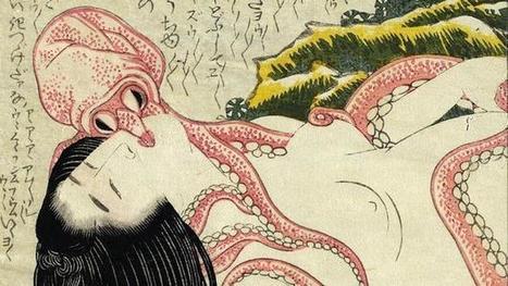 Sexually explicit Japanese art challenges Western ideas | S'emplir du monde... | Scoop.it