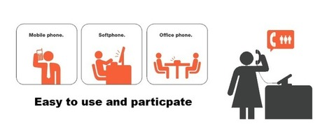 Conference Call and Teleconferencing Services at Conference Central | Web Design | Scoop.it