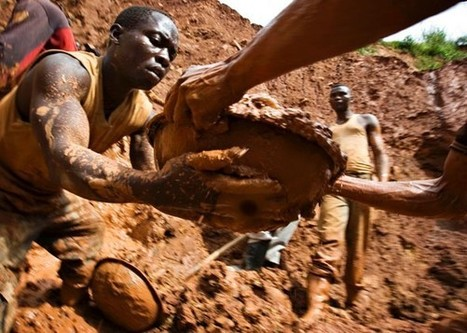 Is Your Cellphone Made With Conflict Minerals? | Conflict Minerals | Scoop.it