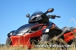 Moto Infos | Actualité | Can-Am Spyder RS-S : nouvel essai et vidéo inédite | Actualité moto | Scoop.it