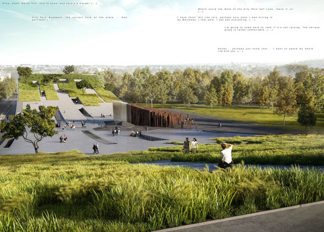 Green building - Napur Architect wins Museum of Ethnography in Budapest | L'usager dans la construction durable | Scoop.it
