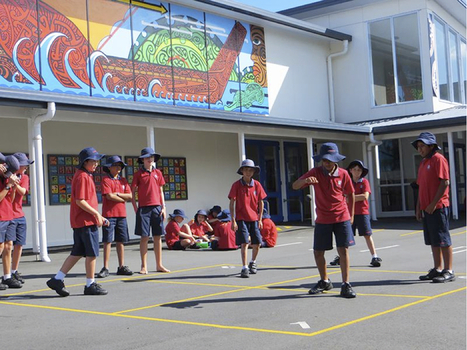 """School Time"" in New Zealand 